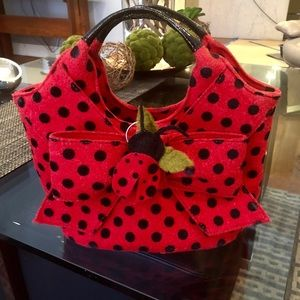 Kate Spade Ladybug Purse